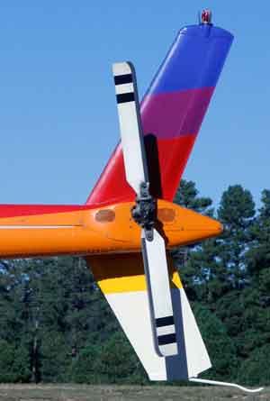 Van Horn Aviation Receives EASA Certification for Composite