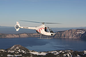 First Cabri G2 in the US. Photo credit Precision Helicopters