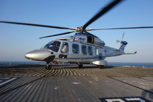 Bel Air AW189 Helicopters Exceed 6000 Flight Hours in North Sea Operations