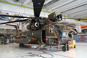Airbus Awarded Contract to Retrofit 26 Bundeswehr CH-53 Helicopters