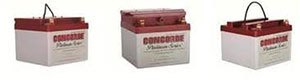 Concorde Battery Receives TSO Authorization on General Aviation 24 Volt Batteries