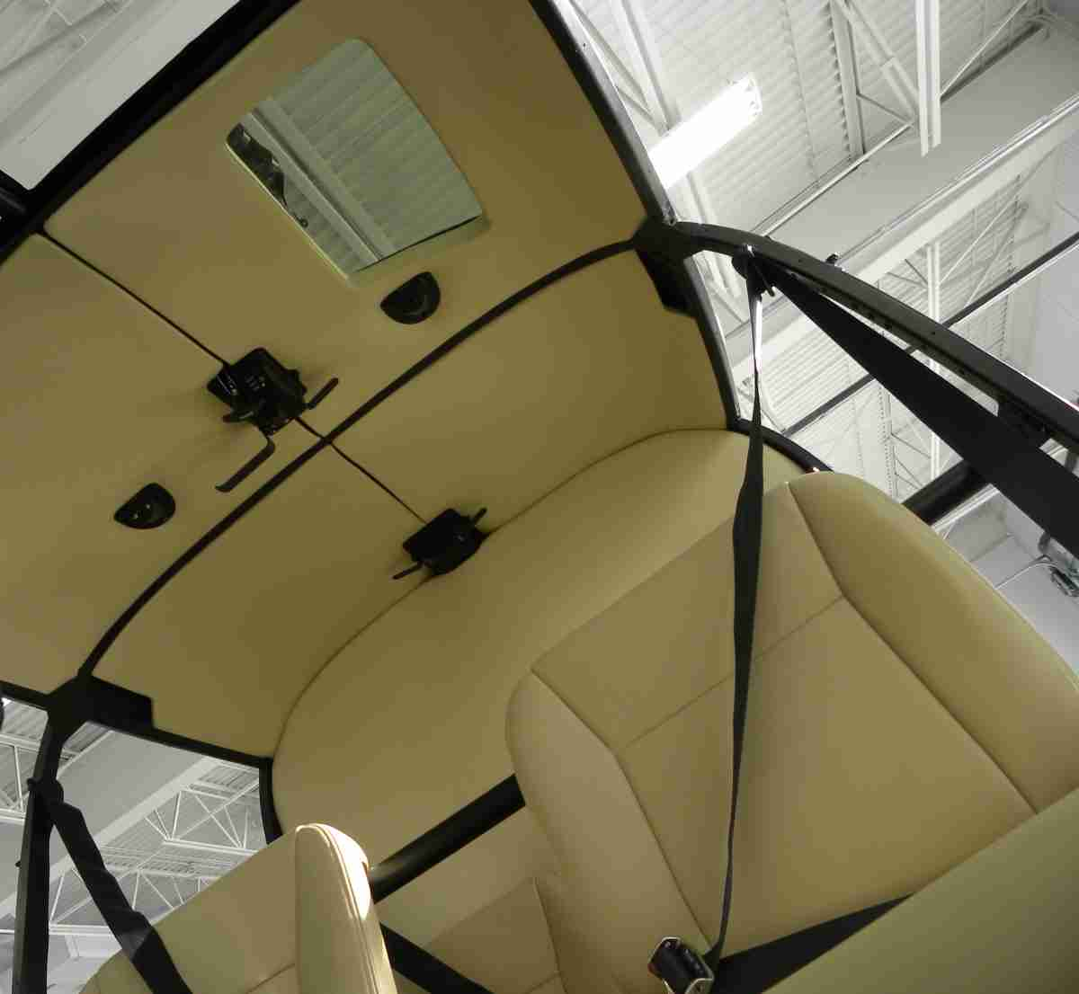 RAMM Aerospace R44 Interior Upgrade Kit