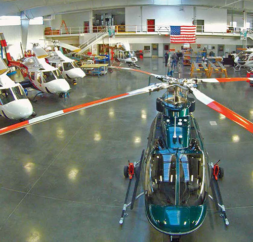 Cleanliness in the Shop | Helicopter Maintenance Magazine