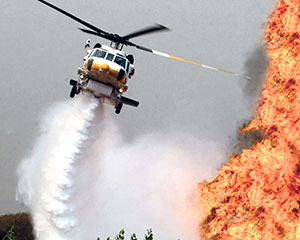 CAL FIRE Places Purchase Order for Firehawk® Aircraft