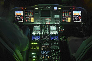 ASU Obtains EASA NVIS STC on AW139/AB139