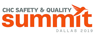 2019 CHC Safety & Quality Summit Early Registration Now Open