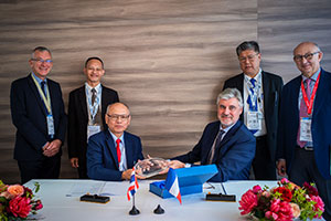 Safran and Thai Aviation Industries Strengthen Partnership to Support Government Helicopter Operators in Thailand