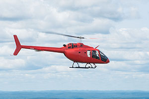 Bell Announces 200thBell 505 Jet Ranger X Delivery