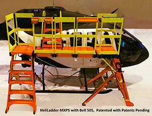 HeliLadder Announces Production of Industry-Leading Maintenance Platform System