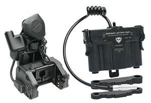 Aviation Specialties Unlimited Announces FAA TSO for AERONOX NVG Mount and Battery Pack