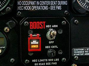 Boost Human External Cargo Systems Introduces MD500 Series Human External Cargo System