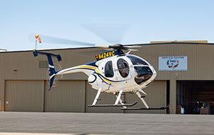 Wilson Construction Invests in MDHI Aircraft Modernization