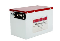 Concorde Battery Corporation Receives New STC for RG-641 Battery Installation on Enstrom 480/480B Models