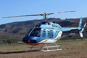 VHA Receives Transport Canada Acceptance for Composite 206B Version 2 Main Rotor Blades
