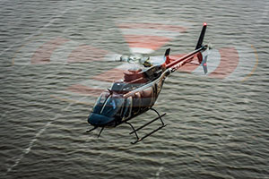 Bell Certifies New Helicopter Flight Data Monitoring Device