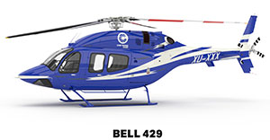 Chip Mong Group Purchases First Bell 429 Helicopter in Cambodia