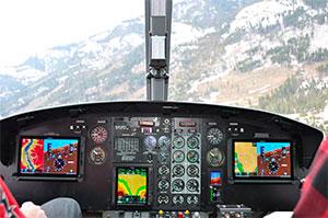 Alpine Aerotech Receives FAA STC for Bell 212 Avionics Upgrade