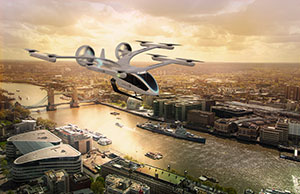 Eve Announces Halo as Launch Partner in the Urban Air Mobility Market with Order for 200 eVTOL Aircraft
