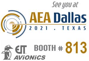 EIT to Present New Data Recorder at 2021 AEA Dallas Trade Show