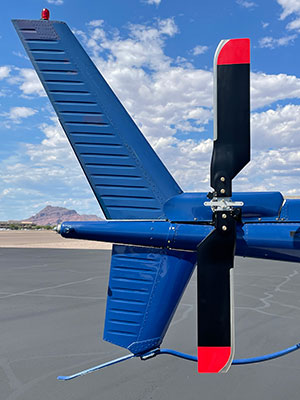 VHA Announces Development of New H125/AS350 Tail-Rotor Assembly
