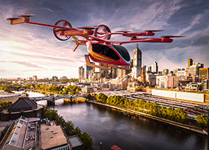 Eve and Microflite Announce Partnership to Develop Urban Air Mobility Services in Australia