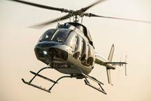 Canadian Customer Selects Bell 407GXP for Technology Capabilities