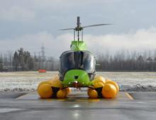 DART Announces FAA Approval on the Bell 505 Emergency Flotation System