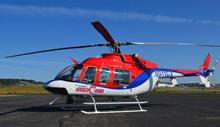 Midwest AeroCare Now Flying Bell 407 Helicopter for Air Medical Transports