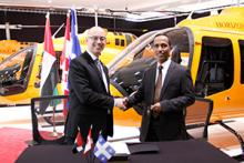Bell Announces Delivery of First Bell 505 to Horizon International Flight Academy