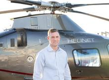 Helinet Aviation Services Announces New President and COO
