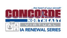 Free FAA-Approved Aviation Training Day/Virtual IA Renewal Series on March 19, 20 & 27, 2021