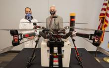 University of Maryland Teams Honored for First Organ Transplant by Drone