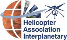 Helicopter Association Interplanetary SalutesFirst Flight of Mars Helicopter