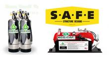 S.A.F.E Expands Product Line to Include ECO CAF Fire Suppression Equipment