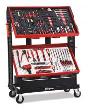 Snap-on Industrial's Visual Tool Control Cabinets Place Tools in Clear View